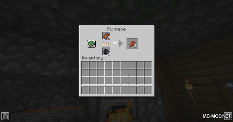 Rotten Flesh To Food mod for Minecraft (10)