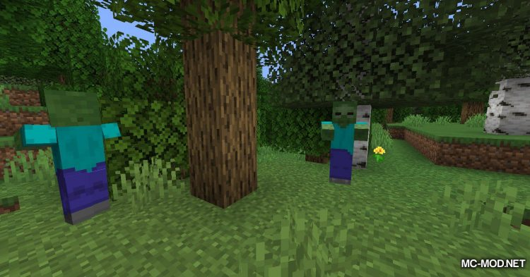 Rotten Flesh To Food mod for Minecraft (2)