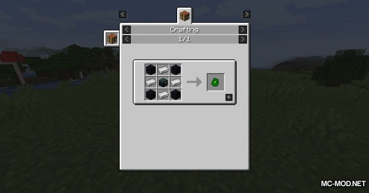 Simple Backpack mod for Minecraft (11)