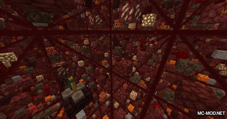 Skygrid mod for Minecraft (7)