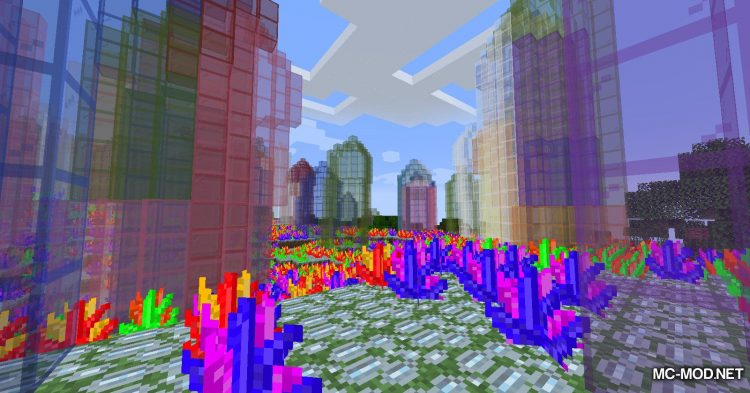 Surreal Biomes mod for Minecraft (12)