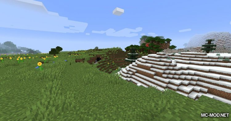 Surreal Biomes mod for Minecraft (3)