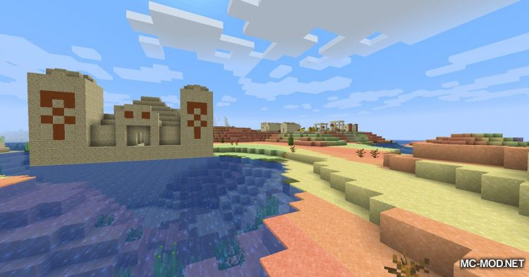 Surreal Biomes mod for Minecraft (9)