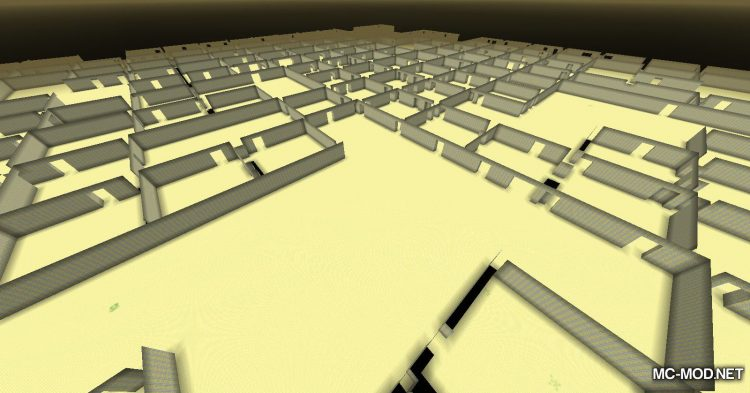 The Backrooms mod for Minecraft (6)