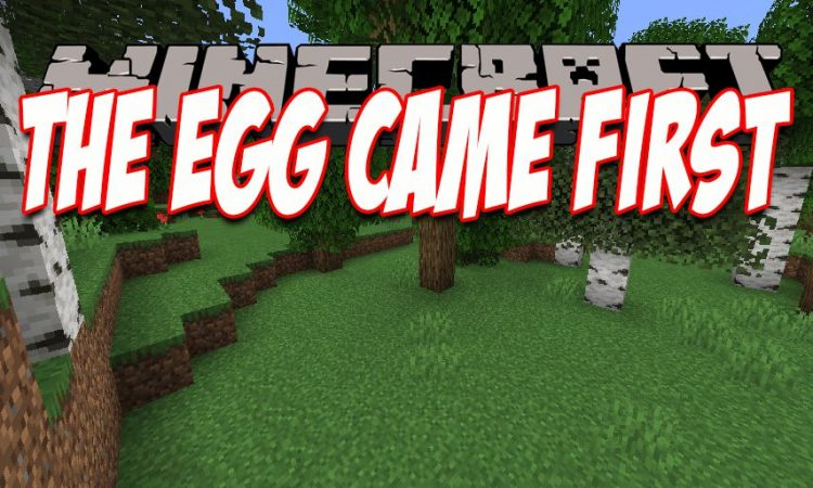 The Egg Came First mod for Minecraft logo
