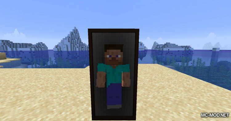 The Magic Mirror mod for Minecraft (3)