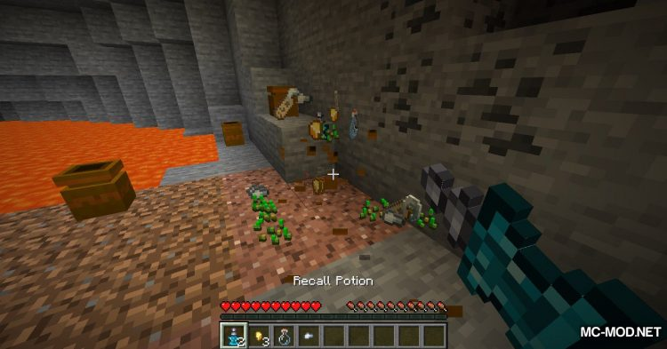 The Recall Potion Mod mod for Minecraft (11)