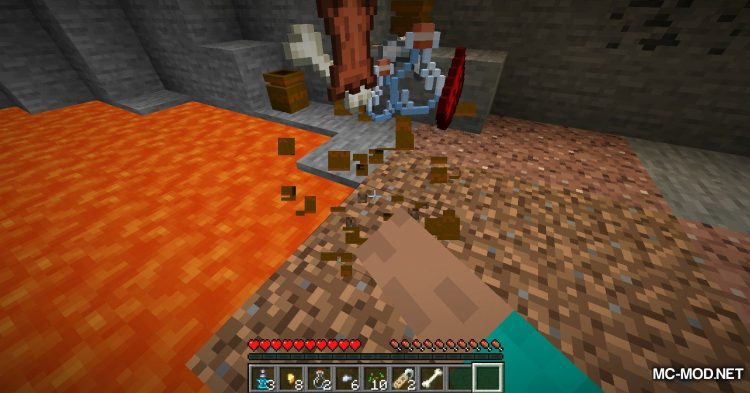 The Recall Potion Mod mod for Minecraft (12)