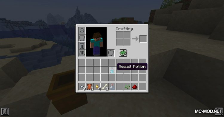 The Recall Potion Mod mod for Minecraft (6)