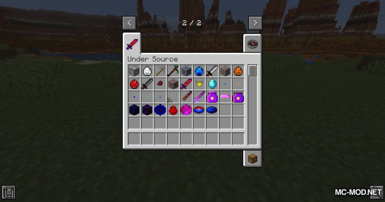 Under Source mod for Minecraft (19)