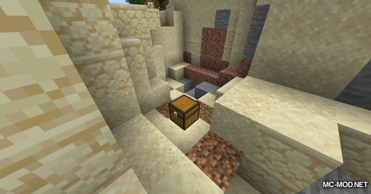 Ward Blocks mod for Minecraft (2)