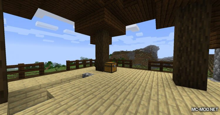 Ward Blocks mod for Minecraft (3)