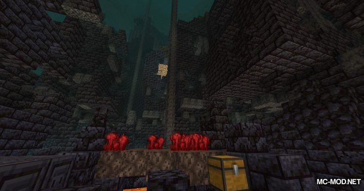 Ward Blocks mod for Minecraft (5)