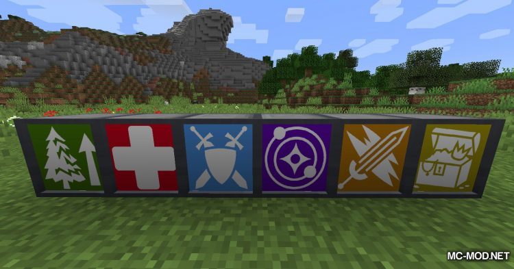 Ward Blocks mod for Minecraft (7)