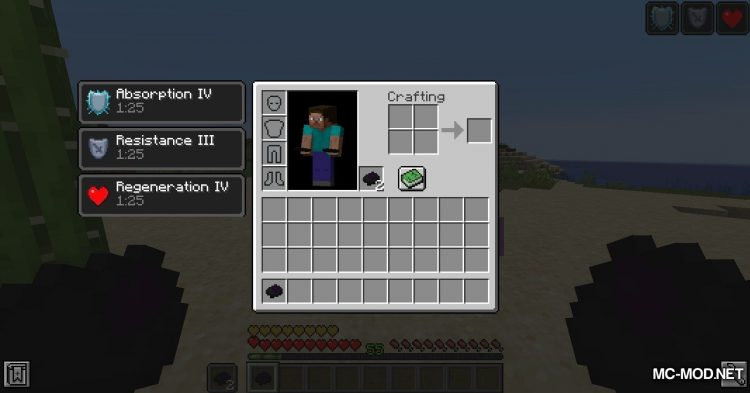 Dracomelette mod for Minecraft (11)