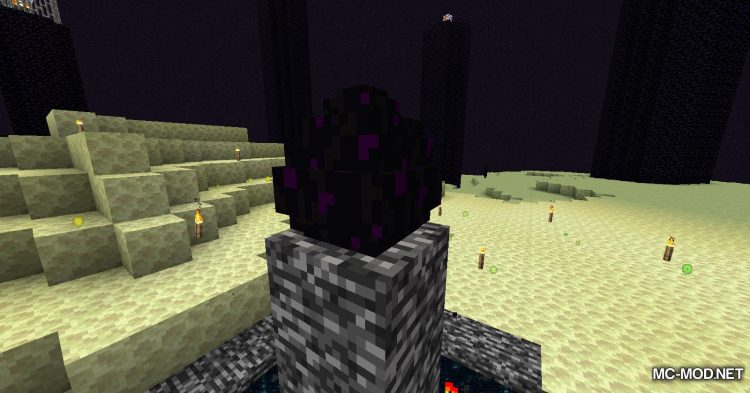 Dracomelette mod for Minecraft (4)