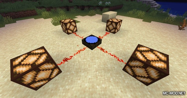 Easy Redstone Extras mod for Minecraft (10)