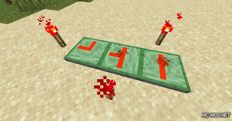 Easy Redstone Extras mod for Minecraft (14)