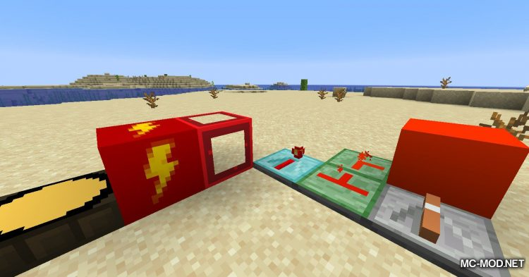 Easy Redstone Extras mod for Minecraft (16)