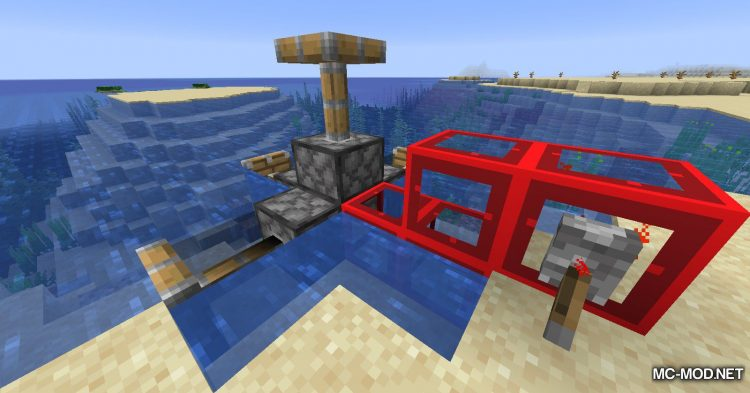 Easy Redstone Extras mod for Minecraft (6)