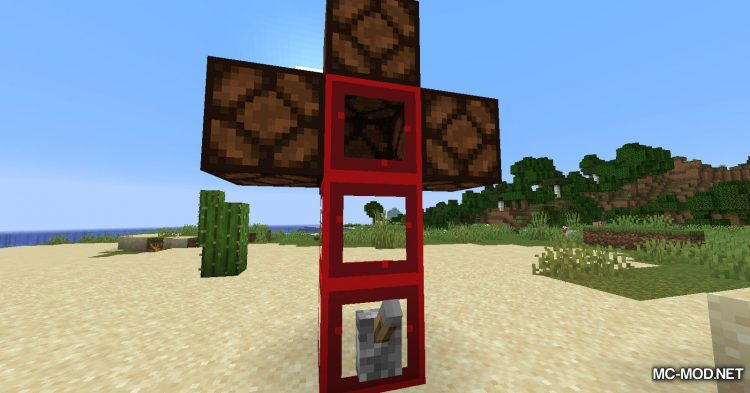 Easy Redstone Extras mod for Minecraft (7)