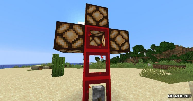 Easy Redstone Extras mod for Minecraft (8)
