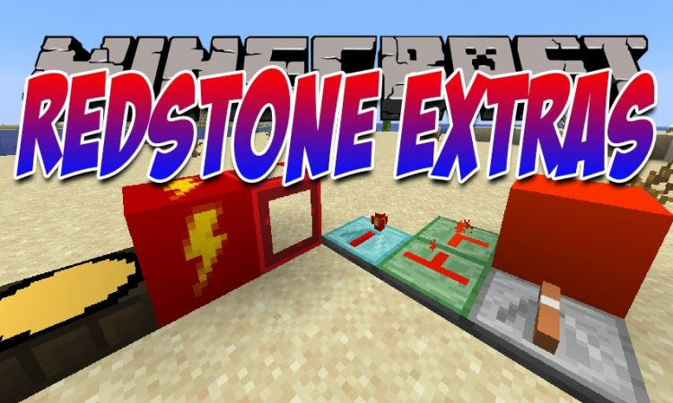 Easy Redstone Extras mod for Minecraft logo
