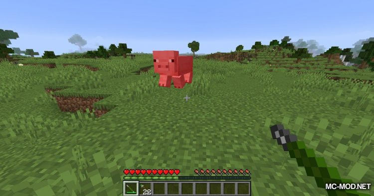 Extra Weapons mod for Minecraft (4)