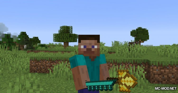 Extra Weapons mod for Minecraft (5)