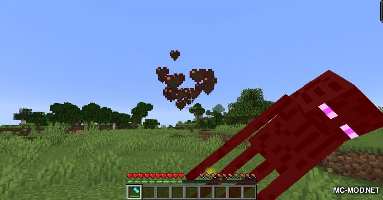 Extra Weapons mod for Minecraft (7)