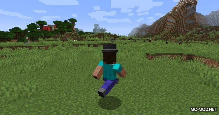 Give Me Hats mod for Minecraft (7)