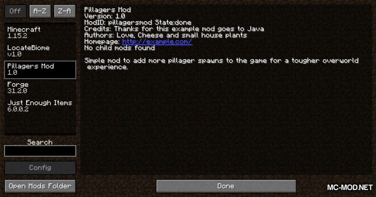 More Pillager Spawns mod for Minecraft (1)