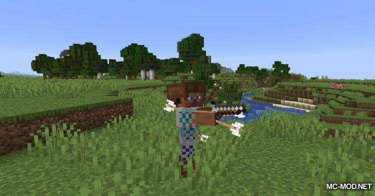 Musket Mod mod for Minecraft (16)