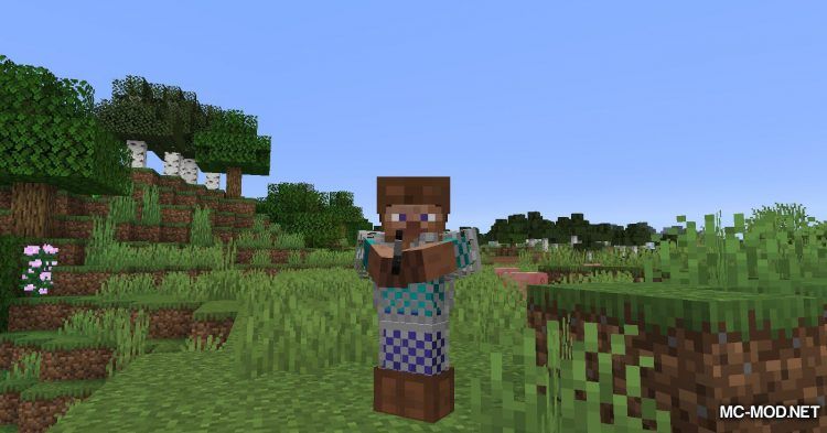 Musket Mod mod for Minecraft (8)