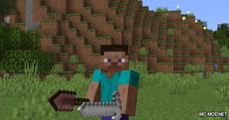 Other Stone Pickaxe mod for Minecraft (4)