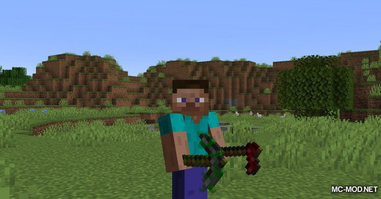 Other Stone Pickaxe mod for Minecraft (6)