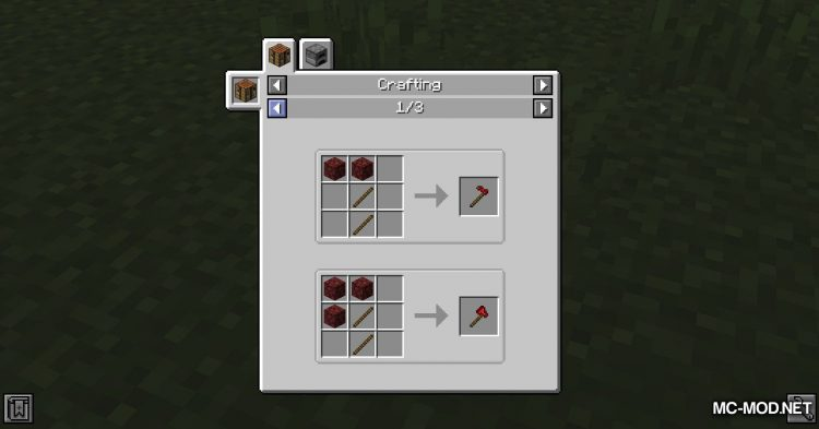 Other Stone Pickaxe mod for Minecraft (8)