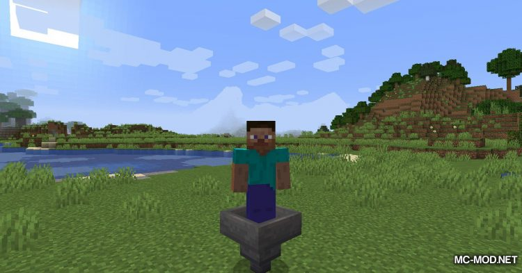 Player Succ mod for Minecraft (11)