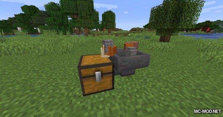 Player Succ mod for Minecraft (4)