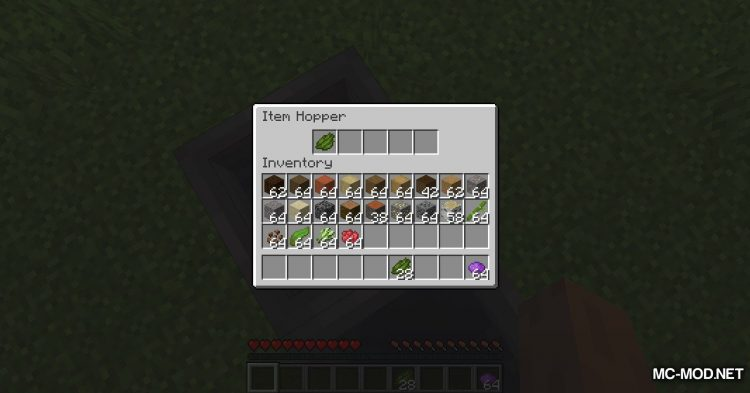 Player Succ mod for Minecraft (7)
