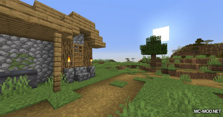 Structure Generator mod for Minecraft (14)