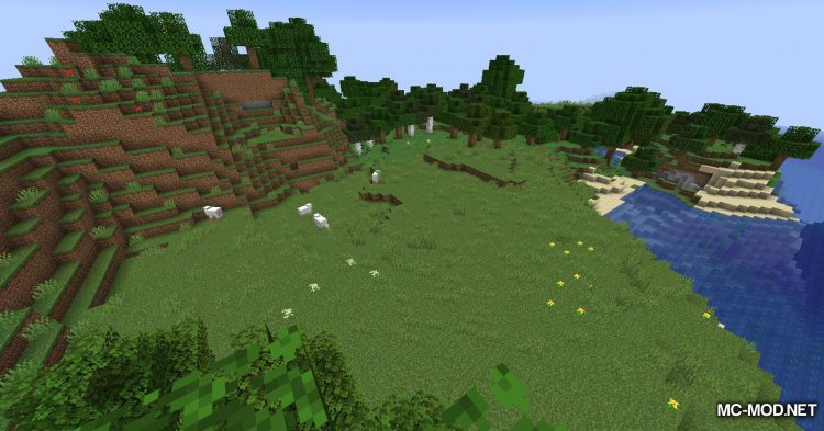 Structure Generator mod for Minecraft (2)