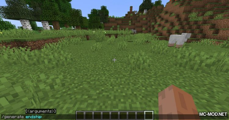 Structure Generator mod for Minecraft (5)