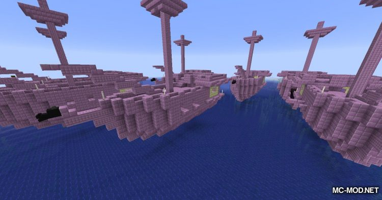 Structure Generator mod for Minecraft (9)