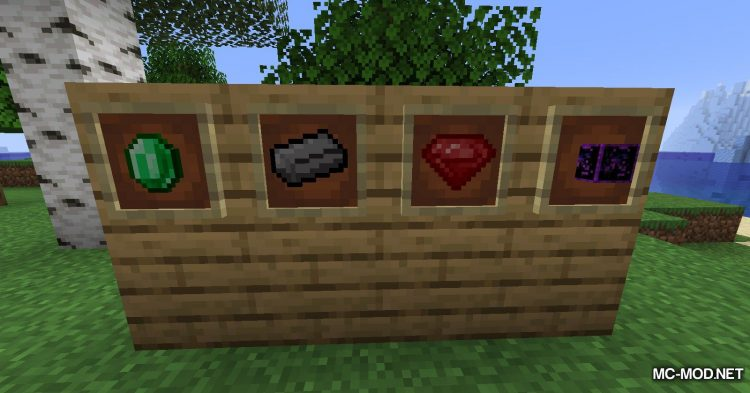 Tool Additions mod for Minecraft (2)