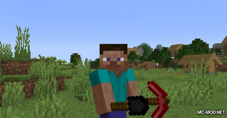 Tool Additions mod for Minecraft (4)