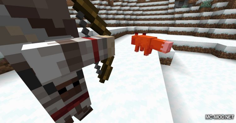 Wandering Trapper mod for Minecraft (6)