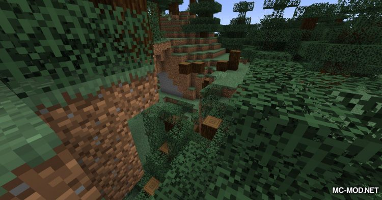 Yet Another ChopDown Mod mod for Minecraft (5)