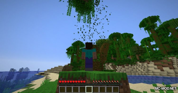 Yet Another ChopDown Mod mod for Minecraft (7)