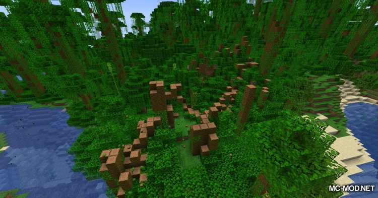 Yet Another ChopDown Mod mod for Minecraft (9)